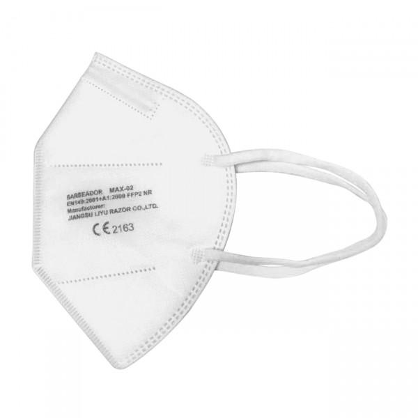 FFP2 - medisch mondmasker (doos met 20 stuks) - kleur: wit