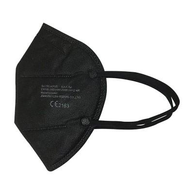 FFP2 - medisch mondmasker (doos met 20 stuks) - kleur: zwart