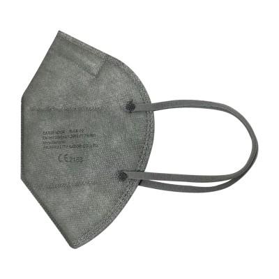 FFP2 - medisch mondmasker (doos met 20 stuks) - kleur: grijs