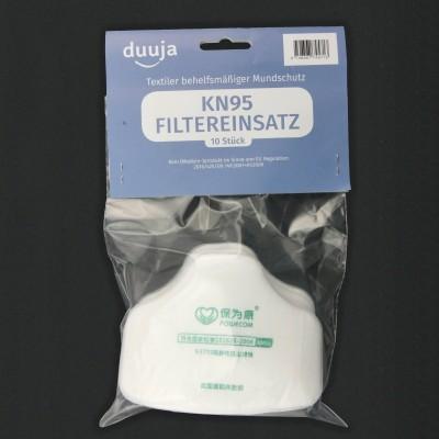 Inleg filters KN95 (set van 10)