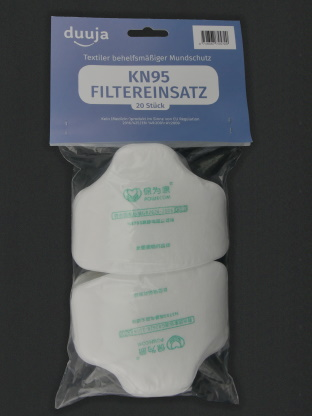 recambio filtro  kn95 coronavirus